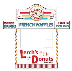 Lerch's Donuts Locator